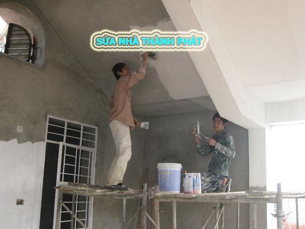 Thợ sơn nhà tại Đồng Nai