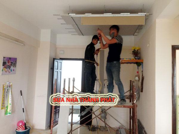 Dịch vụ sửa nhà ở Tân Uyên