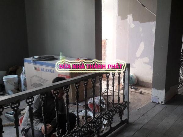 Dịch vụ sửa nhà tại huyện Dĩ An