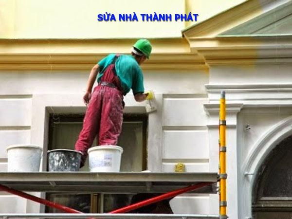 Thợ sơn nhà tại TP Biên Hòa