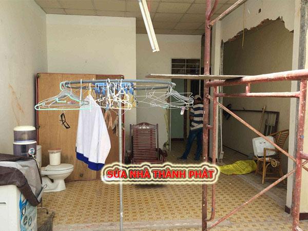 Thợ sửa chữa nhà quận Thủ Đức